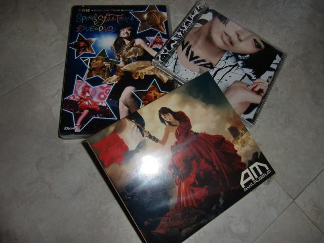 Hirano Aya Vivid, Aya Museum & Speed Star Tours Live DVD