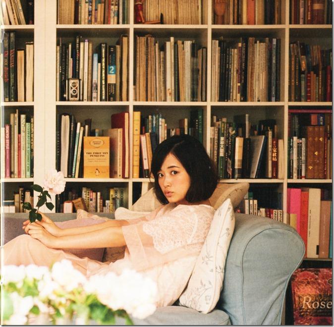 Ohara Sakurako V LE lyric & liner notes booklet (6)