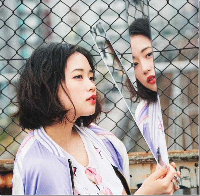 Ohara Sakurako V LE lyric & liner notes booklet (7)