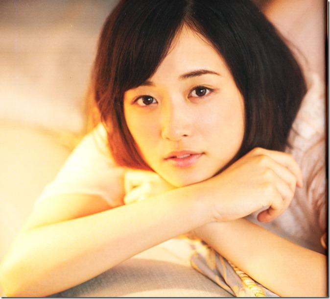 Ohara Sakurako V Limited Edition 64p booklet (12)