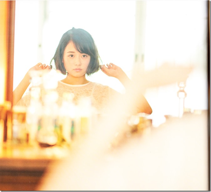 Ohara Sakurako V Limited Edition 64p booklet (14)