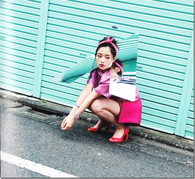 Ohara Sakurako V Limited Edition 64p booklet (17)