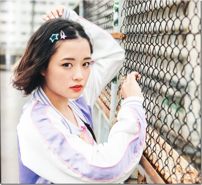 Ohara Sakurako V Limited Edition 64p booklet (19)
