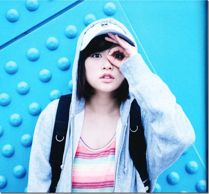 Ohara Sakurako V Limited Edition 64p booklet (22)