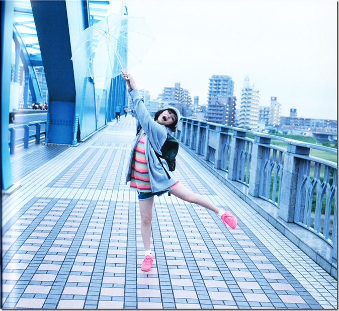 Ohara Sakurako V Limited Edition 64p booklet (23)