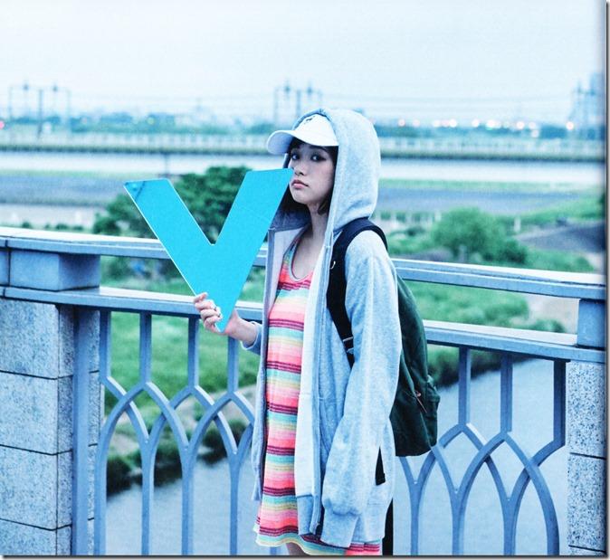 Ohara Sakurako V Limited Edition 64p booklet (24)