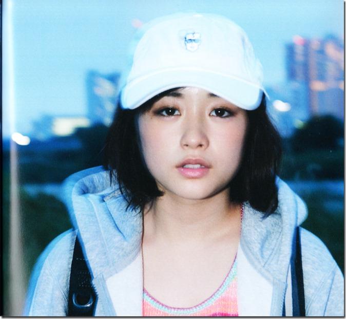 Ohara Sakurako V Limited Edition 64p booklet (25)