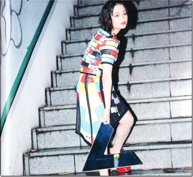 Ohara Sakurako V Limited Edition 64p booklet (28)