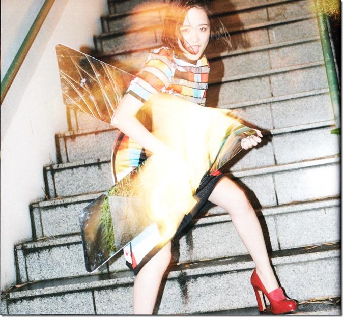 Ohara Sakurako V Limited Edition 64p booklet (29)