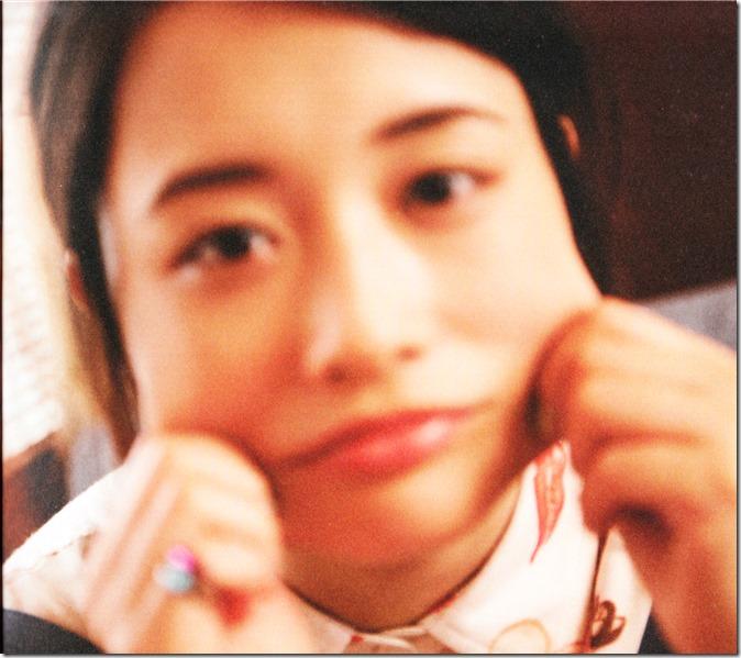 Ohara Sakurako V Limited Edition 64p booklet (5)