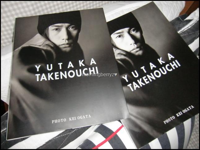 Takenouchi Yutaka shashinshuu!