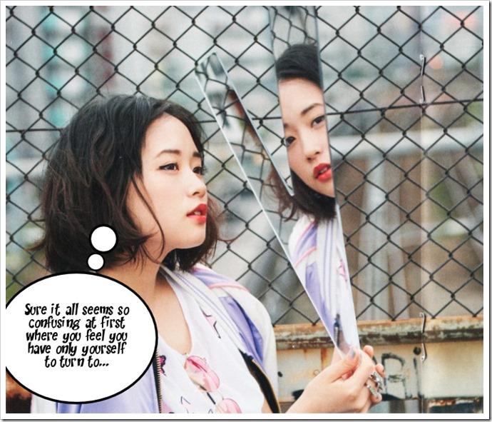 V thoughts with Sakurakochan