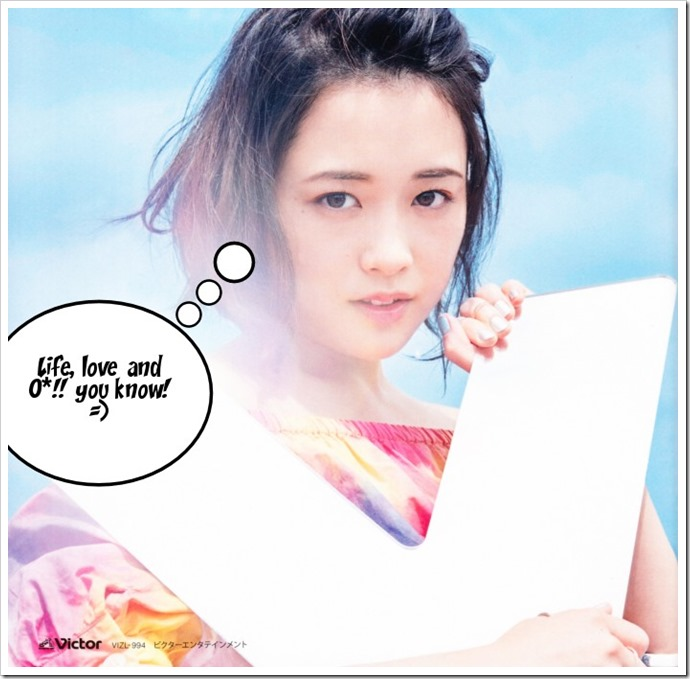 V thoughts with Sakurako~chan