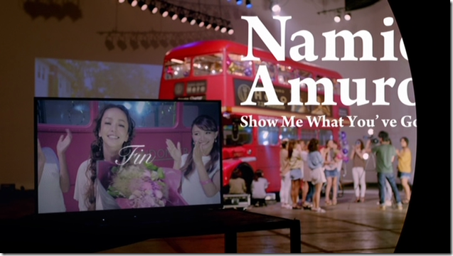 Amuro Namie in Show Me What You've Got (25)