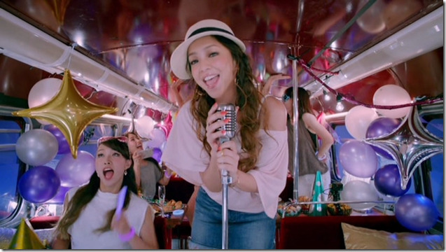 Amuro Namie in Show Me What You've Got (5)