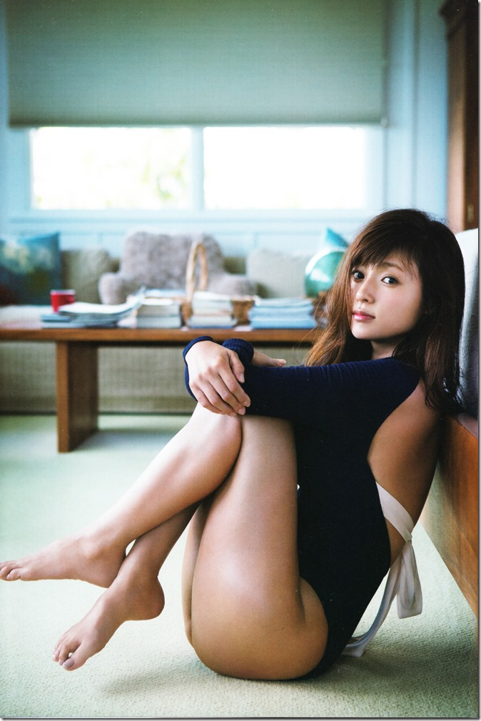 Fukada Kyoko AKUA shashinshuu (29)