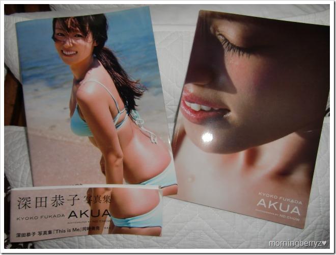 Fukada Kyoko AKUA shashinshuu (2)