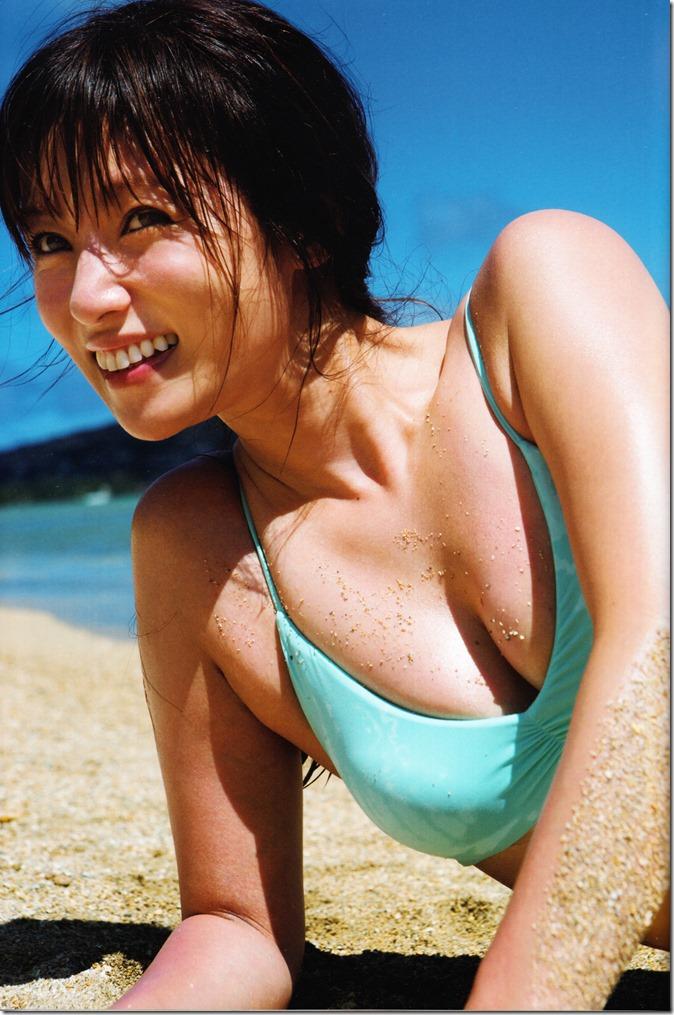 Fukada Kyoko AKUA shashinshuu (51)