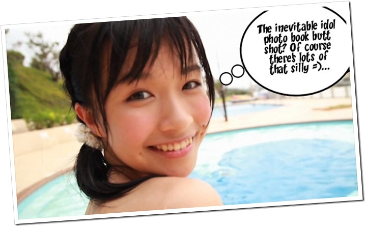 Haruka reads your mind...
