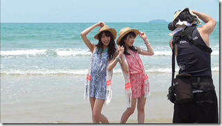 Shakunetsu Summer~Summer King x Summer Queen~ making of... (19)