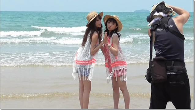 Shakunetsu Summer~Summer King x Summer Queen~ making of... (20)