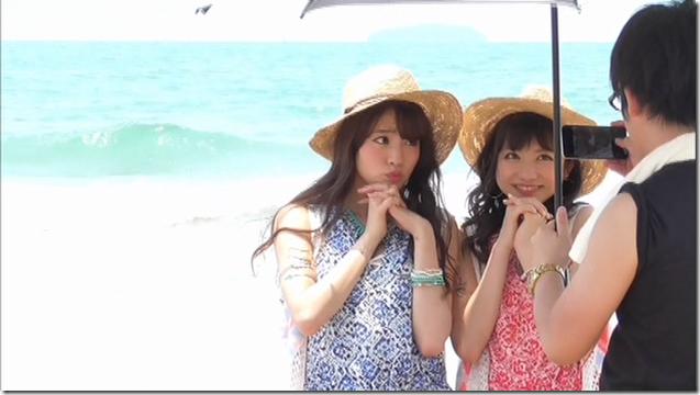 Shakunetsu Summer~Summer King x Summer Queen~ making of... (41)