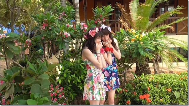 Shakunetsu Summer~Summer King x Summer Queen~ making of... (42)