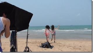 Shakunetsu Summer~Summer King x Summer Queen~ making of... (9)