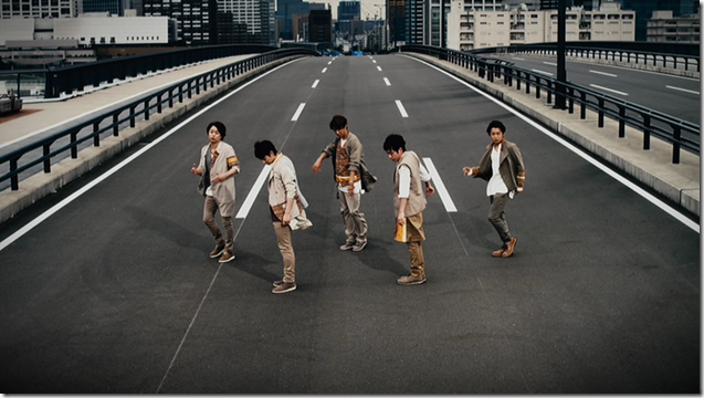 ARASHI in Power of the Paradise (12)