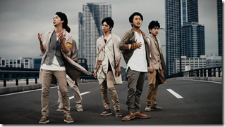 ARASHI in Power of the Paradise (14)