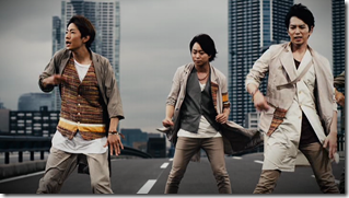 ARASHI in Power of the Paradise (16)