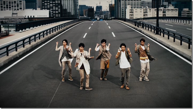 ARASHI in Power of the Paradise (8)