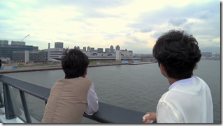 ARASHI in Power of the Paradise making.. (13)
