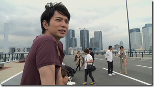 ARASHI in Power of the Paradise making.. (14)