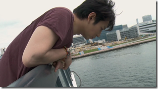 ARASHI in Power of the Paradise making.. (18)