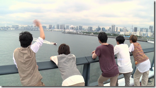 ARASHI in Power of the Paradise making.. (20)