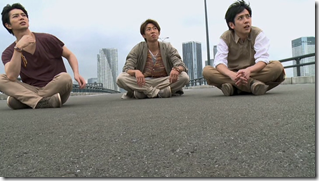 ARASHI in Power of the Paradise making.. (31)