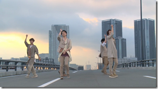 ARASHI in Power of the Paradise making.. (38)