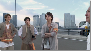ARASHI in Power of the Paradise making.. (41)