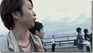 ARASHI in Power of the Paradise making.. (46)