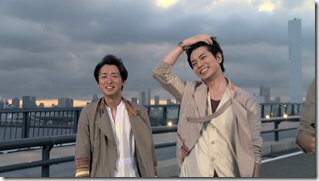 ARASHI in Power of the Paradise making.. (57)