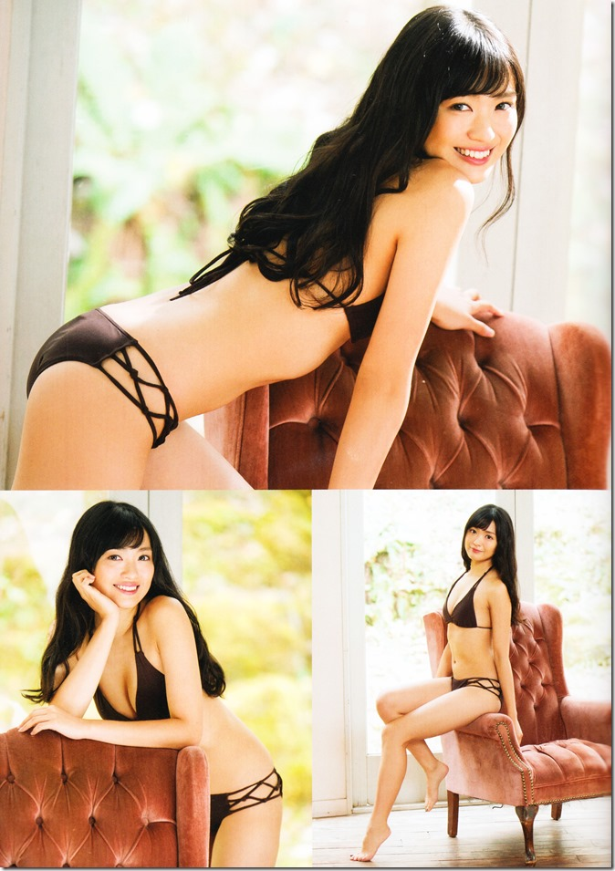 GIRLS PURE IDOL MAGAZINE VOL46 FT. Covergirl Kitahara Rie (8)