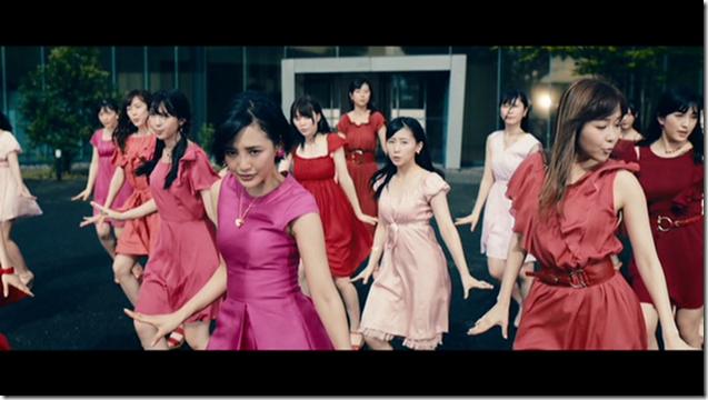 HKT48 Team H in Yozora no tsuki wo nomikomou (36)