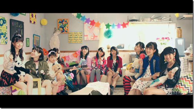 HKT48 Team TII in Soramimi Rock (13)
