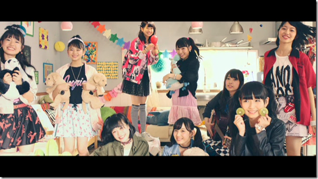 HKT48 Team TII in Soramimi Rock (14)
