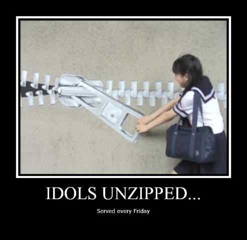 idols-unzipped