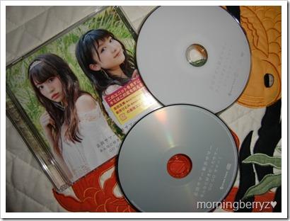 Shida Summer x Arai Summer Annani sukidatta summer & Go Go Summer! LE single with DVD