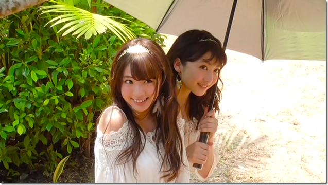 Shida Summer x Arai Summer in Annani sukidatta summer (making) (14)