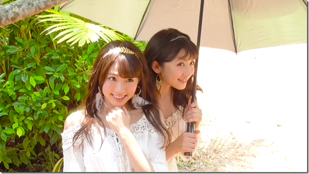 Shida Summer x Arai Summer in Annani sukidatta summer (making) (15)