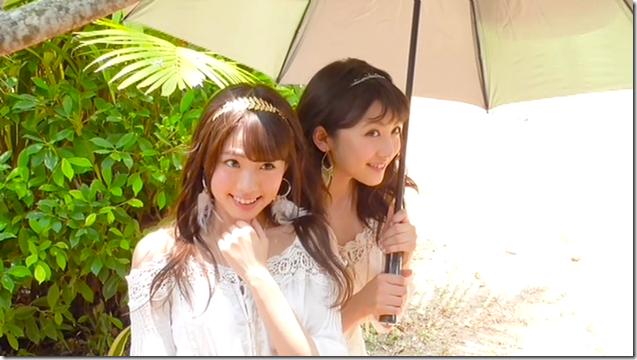 Shida Summer x Arai Summer in Annani sukidatta summer (making) (15)